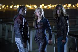 True Blood - Tara, Sookie and Nora
