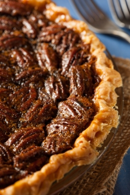 Homemade Delicious Pecan Pie