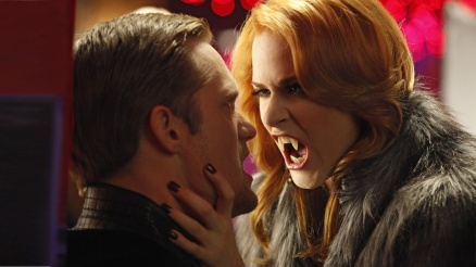 True Blood - Eric & Queen Sophie-Anne